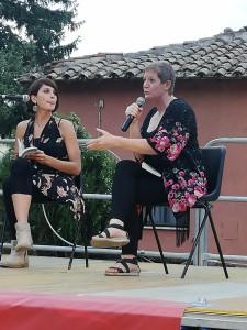 Claudia Ambrosino e Annalisa Strada