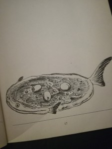 Il Pesce-pizza